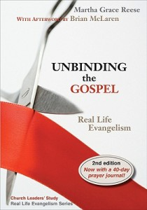Unbinding the Gospel, by Martha Grace Reese