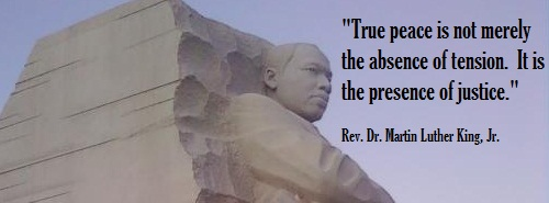 MLK quote in cover photo dimensions
