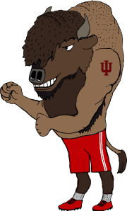 Even Harry Hoosier would  lose to a wolf pack