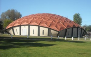 The Mary Brown Center is a part of Lincoln Park.  The geodesic dome houses a beautiful gymnasium.  The Center is also home to most of the youth programs of the Lessie Bates Davis Neighborhood House.