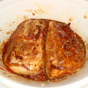 Slow Cooker Pork, step 6