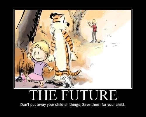 Calvin, the Dad
