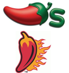 Top: Chili's. Bottom: Ragin' Cajun