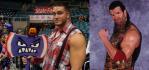 The Stephen F. Austin Lumberjack and WWE Superstar Razor Ramon