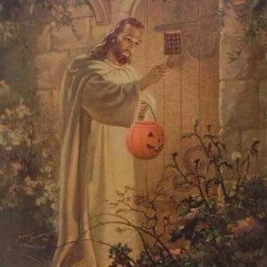 trick or treat jesus