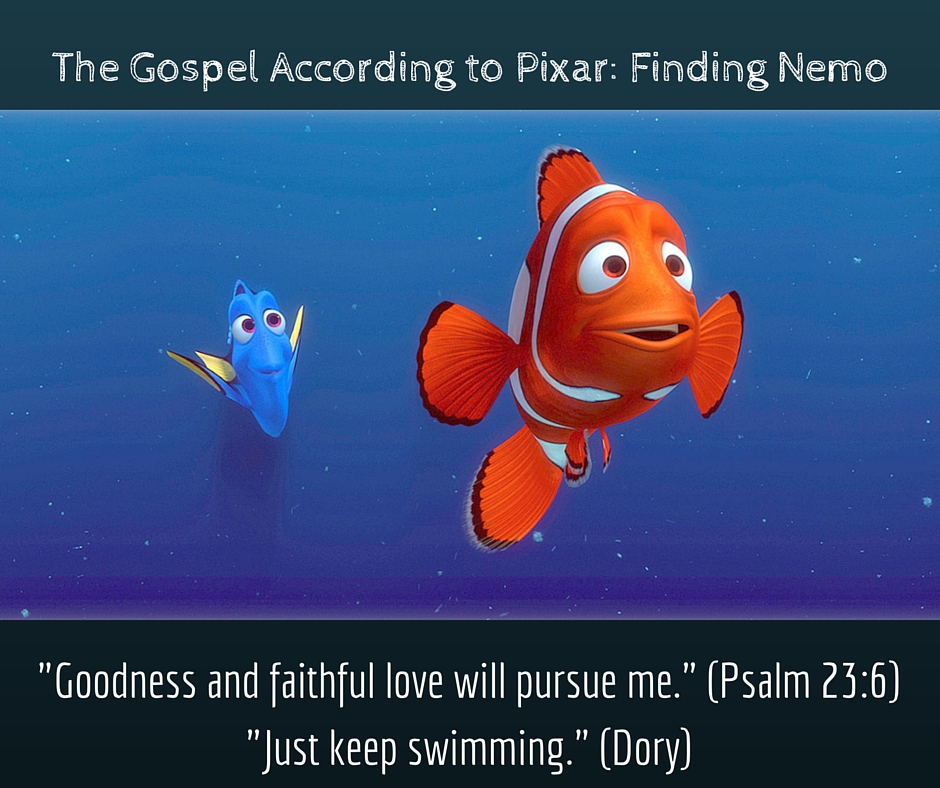 The Gospel According To Pixar Finding Nemo