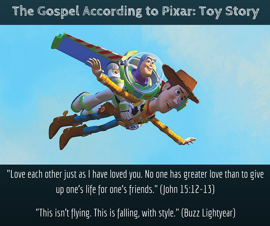 The Gospel According To Pixar Toy Story The Fat Pastor