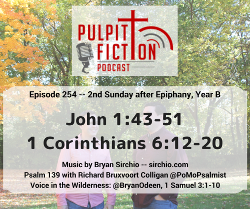 Pulpit Fiction Episode 254